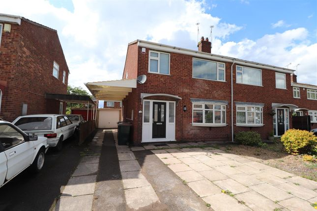 Thumbnail Terraced house to rent in Coombe Park Road, Binley, Coventry