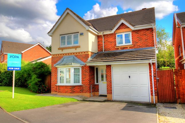 Thumbnail Detached house for sale in Mercury Way, Skelmersdale