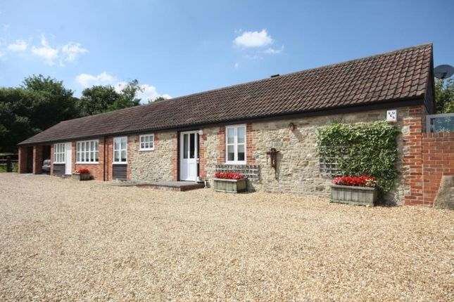 Thumbnail Detached bungalow to rent in Buckland Newton, Dorchester, Dorset