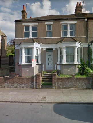 Thumbnail End terrace house to rent in Genesta Road, London