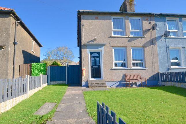 Thumbnail Semi-detached house for sale in Devon Road, Hensingham, Whitehaven