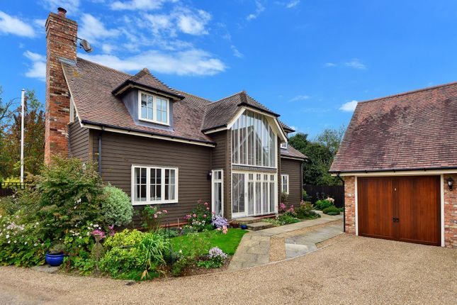 Thumbnail Detached house for sale in 2 Chapman Fields, Cliffsend, Ramsgate
