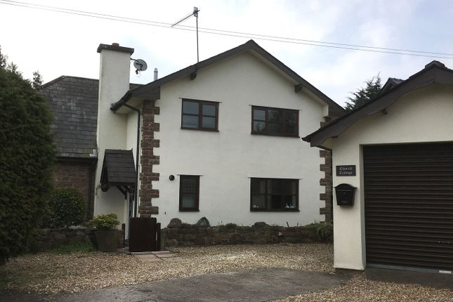 Thumbnail Detached house for sale in New Dixton Road, Monmouth
