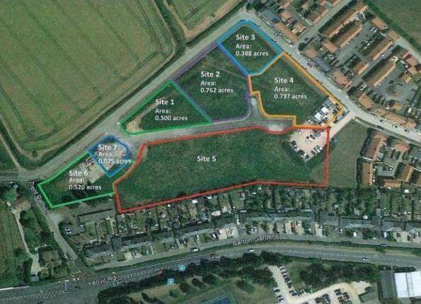 Thumbnail Land for sale in Lot 6, Plot 6, Barton View Business Park, Sheeplands Lane, Sherborne