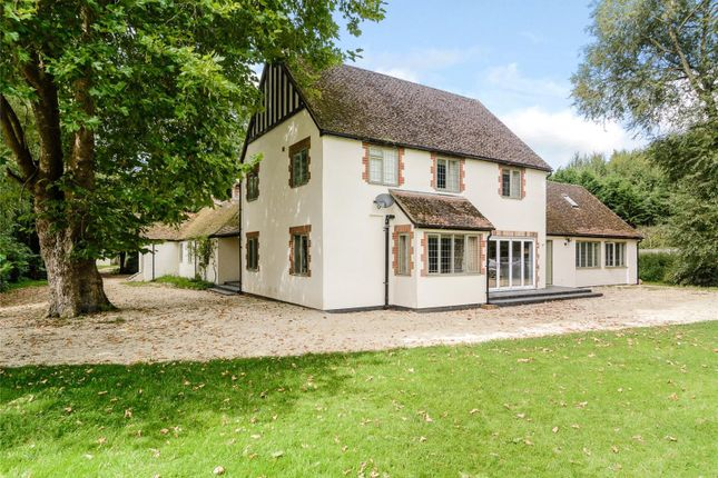 Thumbnail Detached house for sale in Standlake, Witney, Oxfordshire