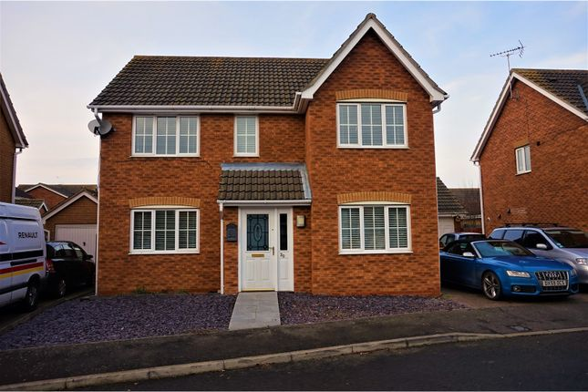 Thumbnail Detached house for sale in Regimental Way, Harwich