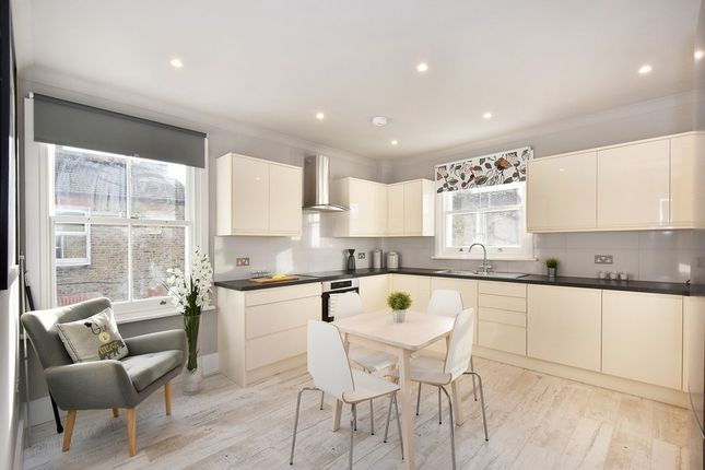 Thumbnail Flat to rent in Fulham Palace Road, Fulham