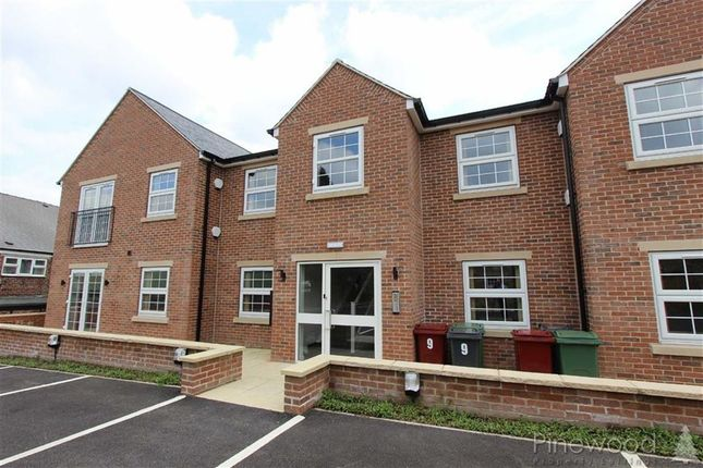 Thumbnail Flat to rent in Prince Of Wales Mews, Eckington, Sheffield