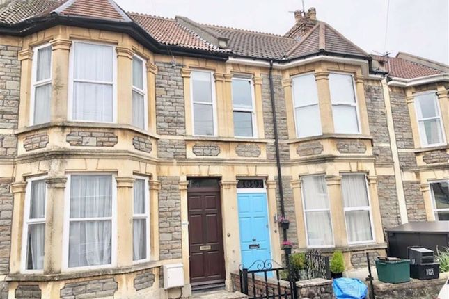 Thumbnail Terraced house to rent in Howard Road, Westbury Park, Bristol