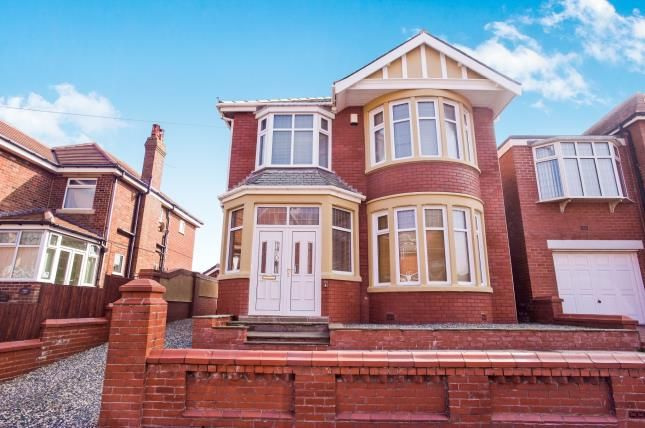 3 bed detached house for sale in Holmfield Road, Blackpool, Lancashire