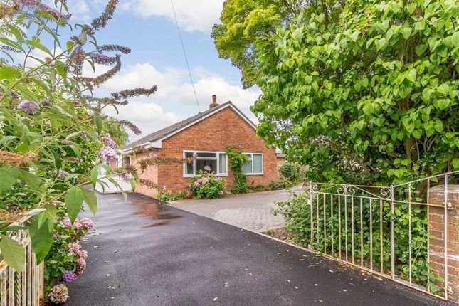 Thumbnail Bungalow for sale in Inner Loop Road, Beachley, Chepstow