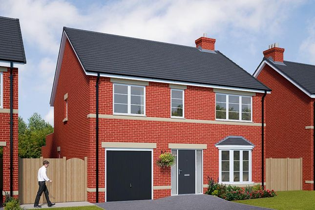 """Thumbnail Detached house for sale in """"The Rosebury"""" at Browney Lane, Browney, Durham"""