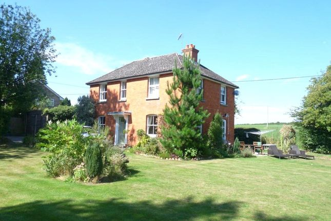 Thumbnail Detached house for sale in Hawkcombe Lane, Compton Abbas, Shaftesbury, Dorset