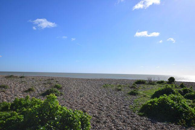 Beach of Val Prinseps Road, Pevensey Bay BN24