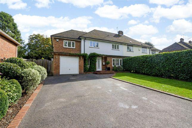 Thumbnail Semi-detached house to rent in Solefields Road, Sevenoaks, Kent