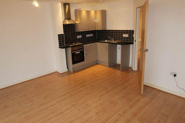 Thumbnail Flat for sale in Heelis Street, Barnsley