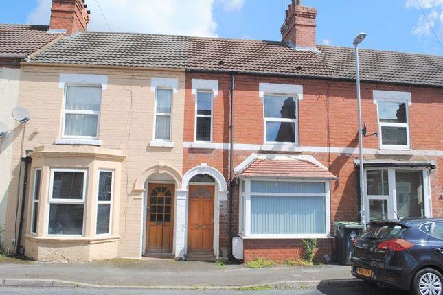 Thumbnail Terraced house for sale in Sartoris Road, Rushden