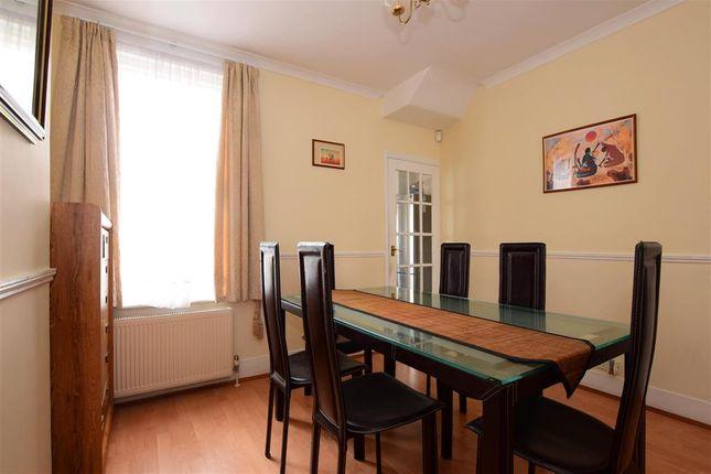 Dining Area of Marten Road, London E17