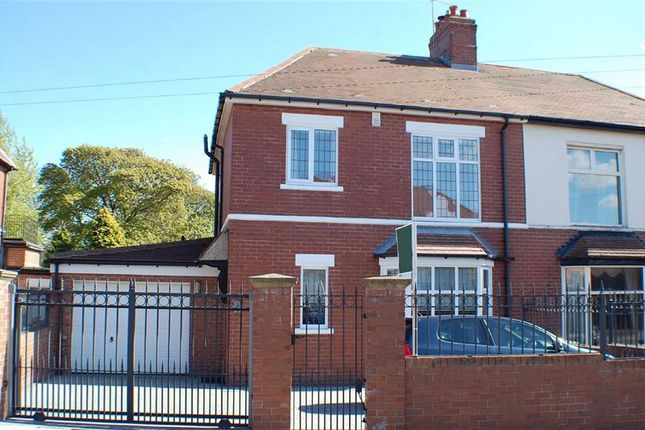Thumbnail Semi-detached house for sale in Readhead Road, South Shields