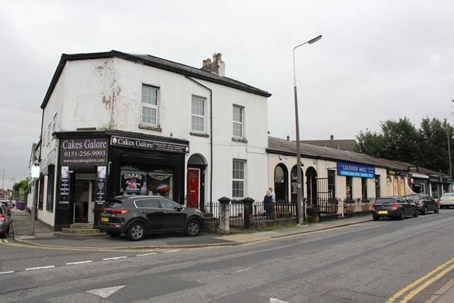 Thumbnail Retail premises for sale in Mill Lane, West Derby, Liverpool