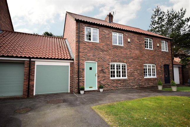 Thumbnail Semi-detached house for sale in Gilsforth Lane, Whixley, York