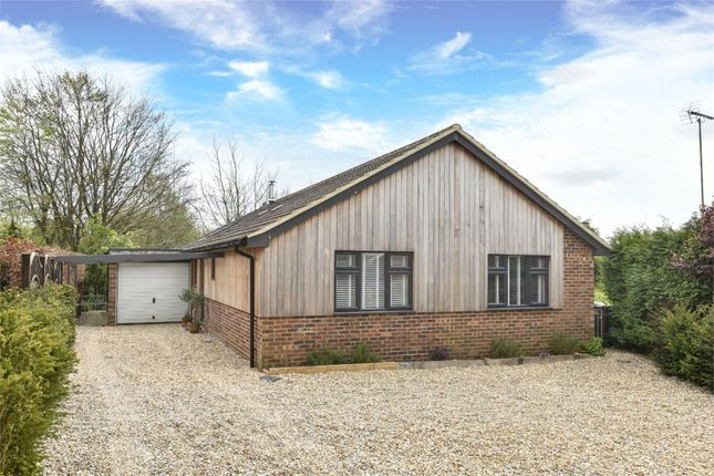 Thumbnail Bungalow for sale in Markall Close, Cheriton, Alresford, Hampshire