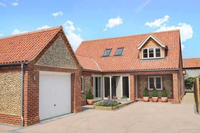 Thumbnail Detached house for sale in The Chase, Blakeney, Holt