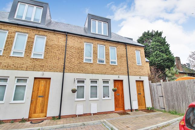 3 bed terraced house for sale in Paddock Gardens, Crystal Palace