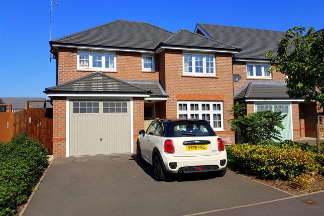 Thumbnail Detached house for sale in Morgan Drive, Stourport-On-Severn
