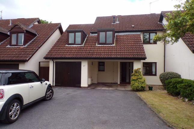 Thumbnail Property to rent in Garstons Close, Wrington, Bristol