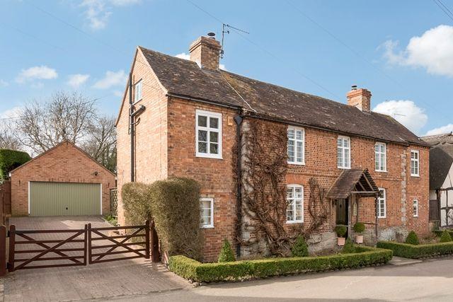 Thumbnail Detached house for sale in Village Street, Aldington, Evesham