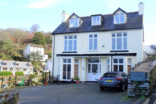 Thumbnail Detached house for sale in Shutta Road, Looe, Cornwall