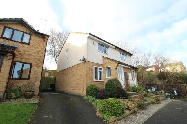 Thumbnail Semi-detached house to rent in Borgie Place, Worle, Weston-Super-Mare