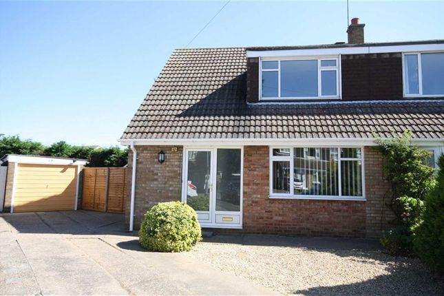 Thumbnail Bungalow to rent in Steeton Avenue, Stanbury Road, Hull