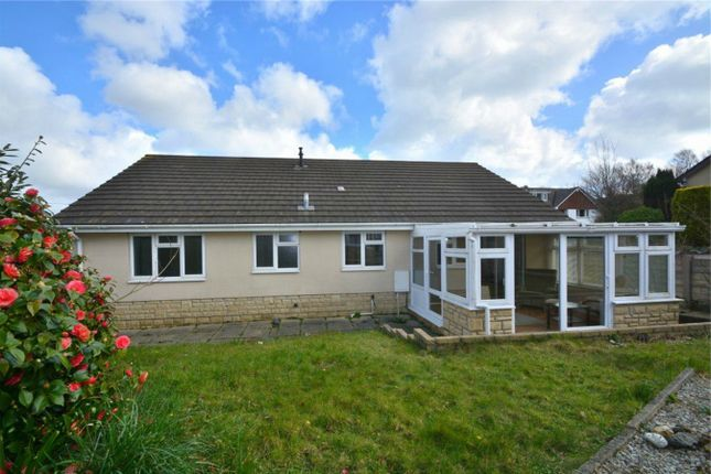 Thumbnail Detached bungalow for sale in Oaktree Close, Holmbush, St Austell, Cornwall