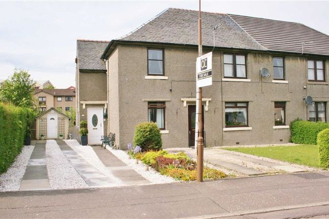 3 bed flat for sale in Anderson Drive, Denny, Stirlingshire
