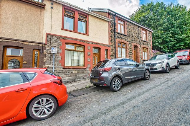 Thumbnail Terraced house for sale in William Street, Abercynon, Mountain Ash, Mid Glamorgan