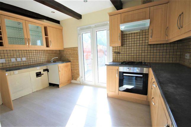 Thumbnail Terraced house to rent in Fernside Avenue, Feltham