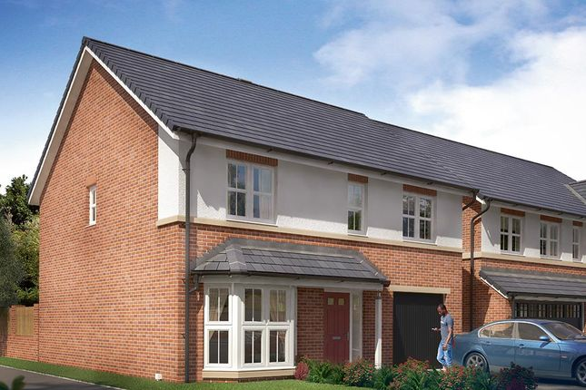 "Thumbnail Detached house for sale in ""The Rosebury"" at Markle Grove, East Rainton, Houghton Le Spring"