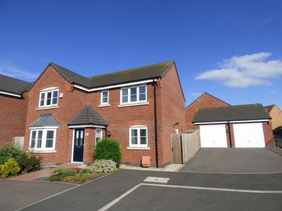 Thumbnail Detached house for sale in Carnelian Drive, Sutton-In-Ashfield, Nottinghamshire