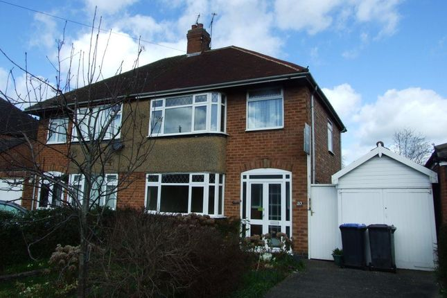 Thumbnail Property to rent in Elms Drive, Rugby