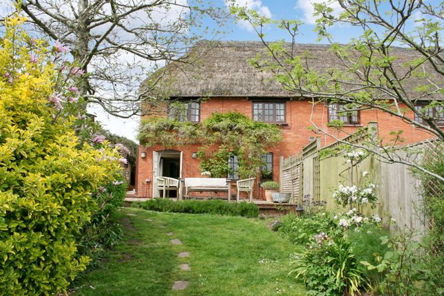 Thumbnail Cottage for sale in Cross Cottages, Bradninch, Exeter