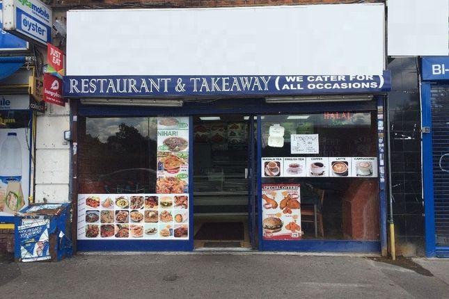 Restaurant/cafe for sale in Uxbridge Road, Hayes