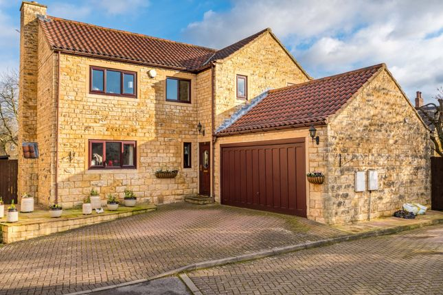 Thumbnail Detached house for sale in Church Meadows, Bramham