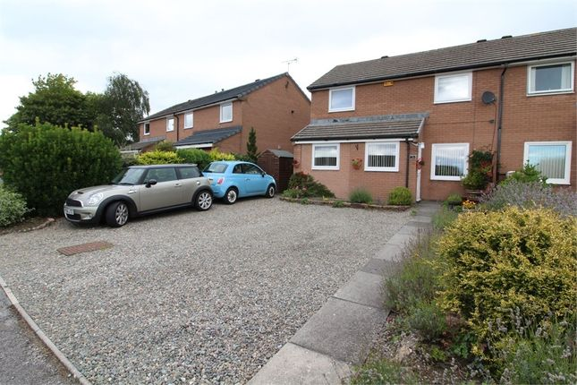 Thumbnail Semi-detached house for sale in Maple Drive, Penrith, Cumbria
