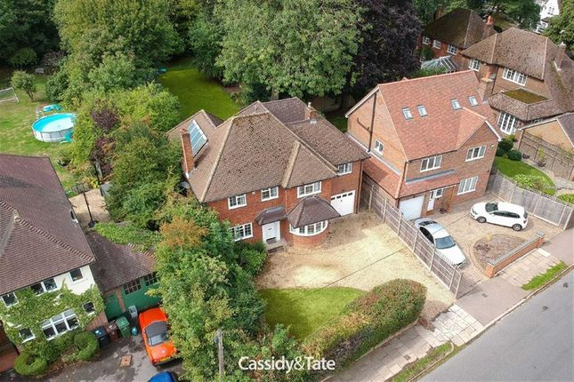 Thumbnail Detached house for sale in Gurney Court Road, St Albans, Hertfordshire