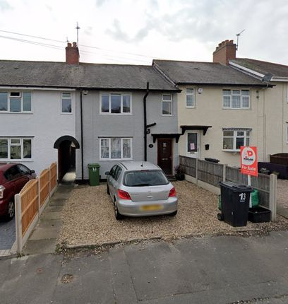 3 bed terraced house to rent in Highfield Crescent, Halesowen B63