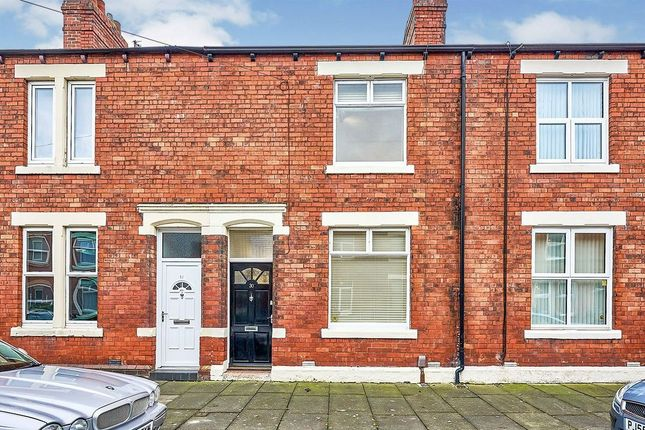 4 bed terraced house to rent in Melbourne Road, Carlisle CA1
