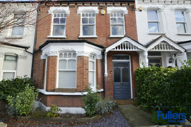 Thumbnail Terraced house to rent in Hoppers Road, Winchmore Hill