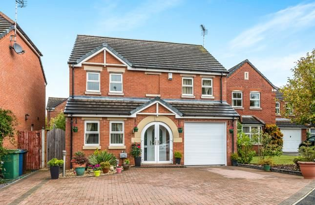 Thumbnail Detached house for sale in Cornwall Drive, Saxonfields, Stafford, Staffordshire
